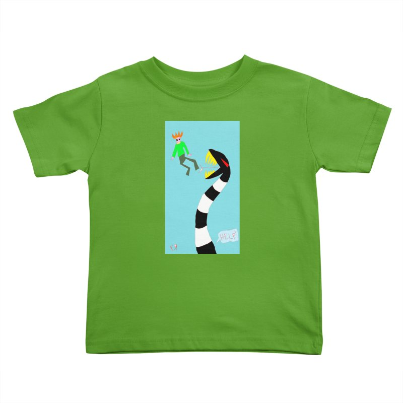 """""""Exploring the Unknown"""" by Richard F. Yates Kids Toddler T-Shirt by The Primitive Entertainment Workshop!"""