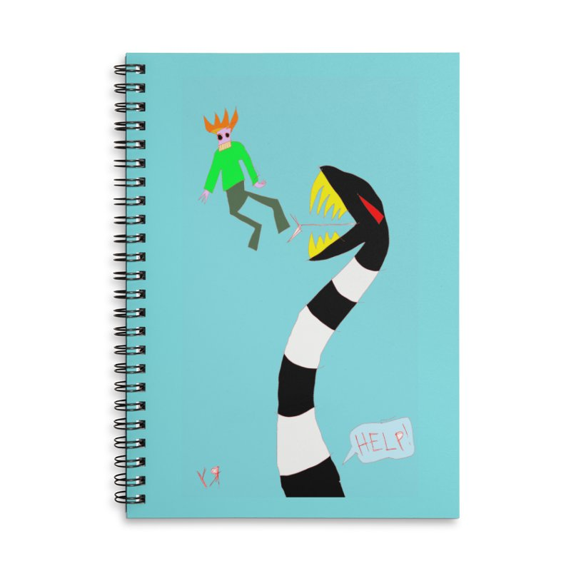 """""""Exploring the Unknown"""" by Richard F. Yates Accessories Notebook by The Primitive Entertainment Workshop!"""
