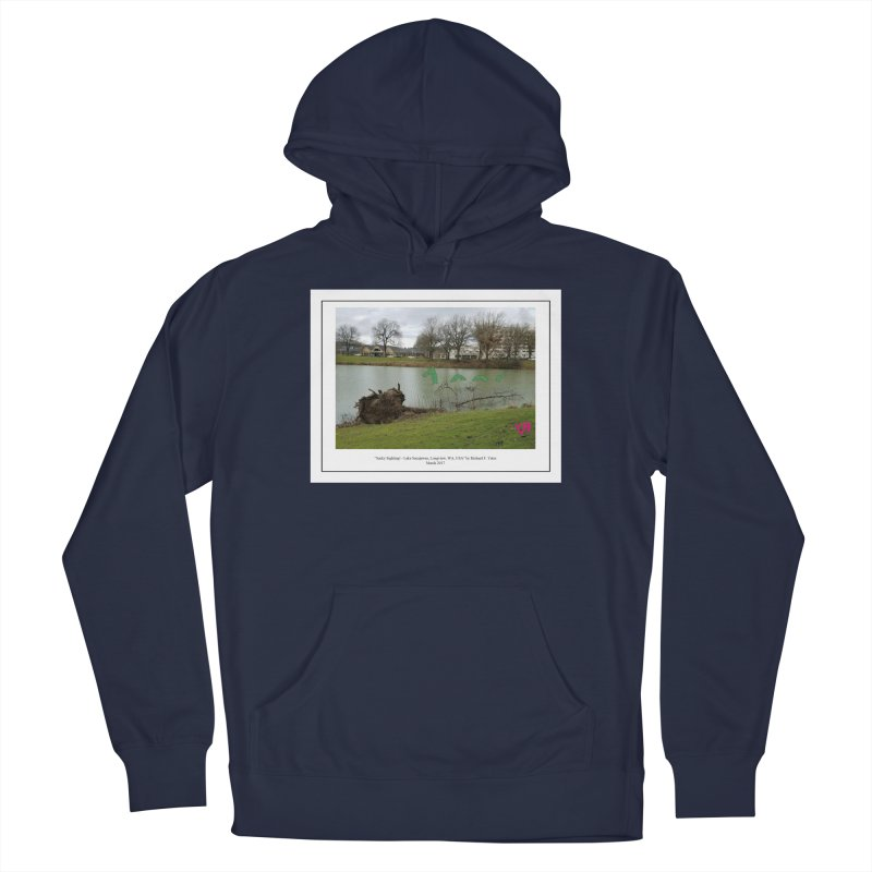"""""""Sacky Sighting (Fancy)"""" by Richard F. Yates Men's Pullover Hoody by The Primitive Entertainment Workshop!"""