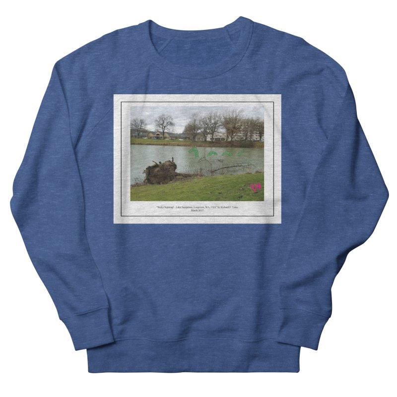 """Sacky Sighting (Fancy)"" by Richard F. Yates Men's Sweatshirt by The Primitive Entertainment Workshop!"