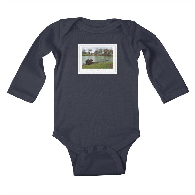 """Sacky Sighting (Fancy)"" by Richard F. Yates Kids Baby Longsleeve Bodysuit by The Primitive Entertainment Workshop!"