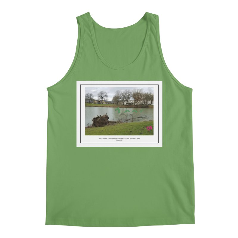 """""""Sacky Sighting (Fancy)"""" by Richard F. Yates Men's Tank by The Primitive Entertainment Workshop!"""