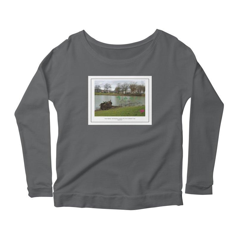 """Sacky Sighting (Fancy)"" by Richard F. Yates Women's Longsleeve T-Shirt by The Primitive Entertainment Workshop!"