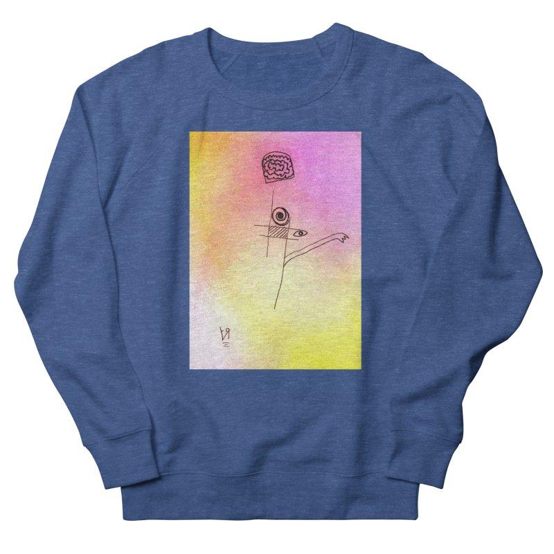 """Losin' Yo Mind"" by Richard F. Yates Men's Sweatshirt by The Primitive Entertainment Workshop!"