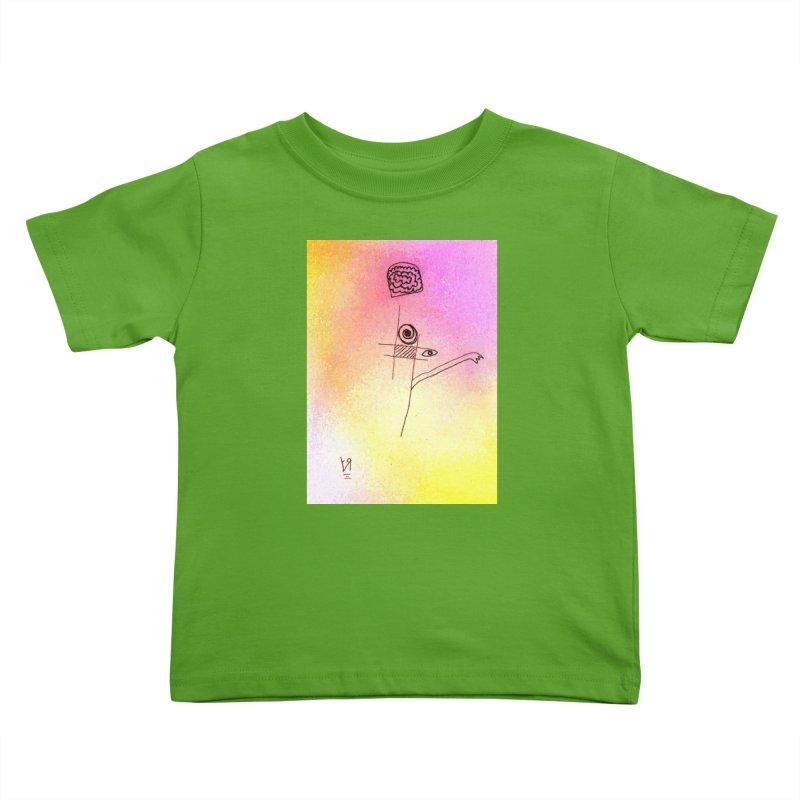 """Losin' Yo Mind"" by Richard F. Yates Kids Toddler T-Shirt by The Primitive Entertainment Workshop!"