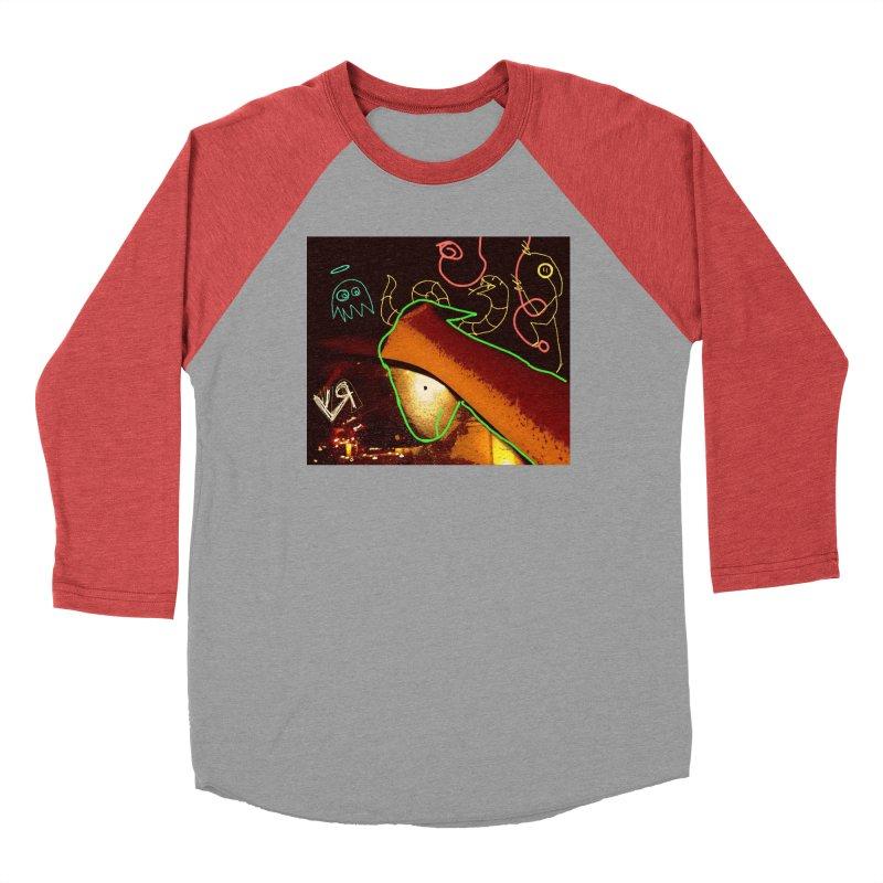 """His Imagination Got Loose!"" by Richard F. Yates Men's Longsleeve T-Shirt by The Primitive Entertainment Workshop!"