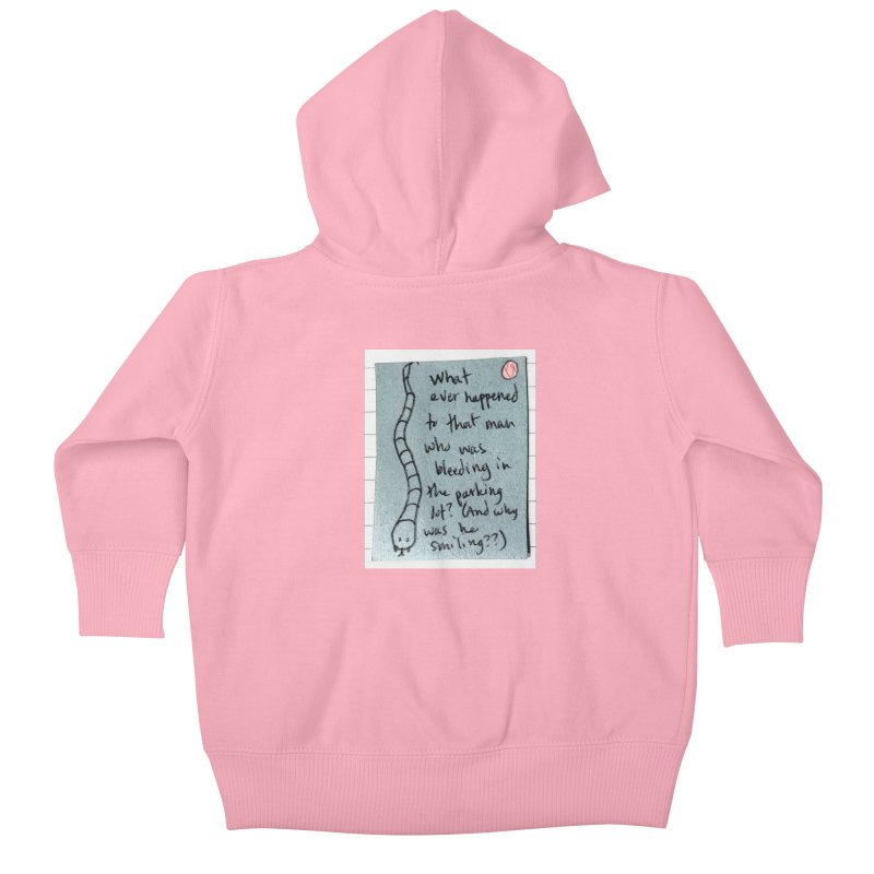 """""""The Plot Thickens"""" by Richard F. Yates Kids Baby Zip-Up Hoody by The Primitive Entertainment Workshop!"""