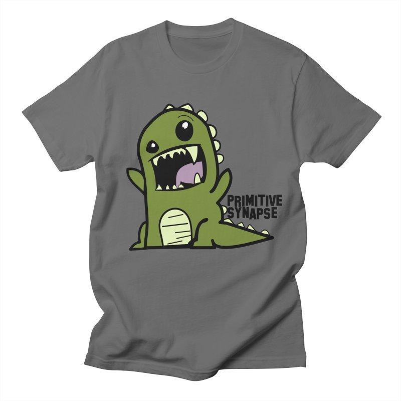 Primitive Synapse Logo Men's T-Shirt by Primitive Synapse's Artist Shop