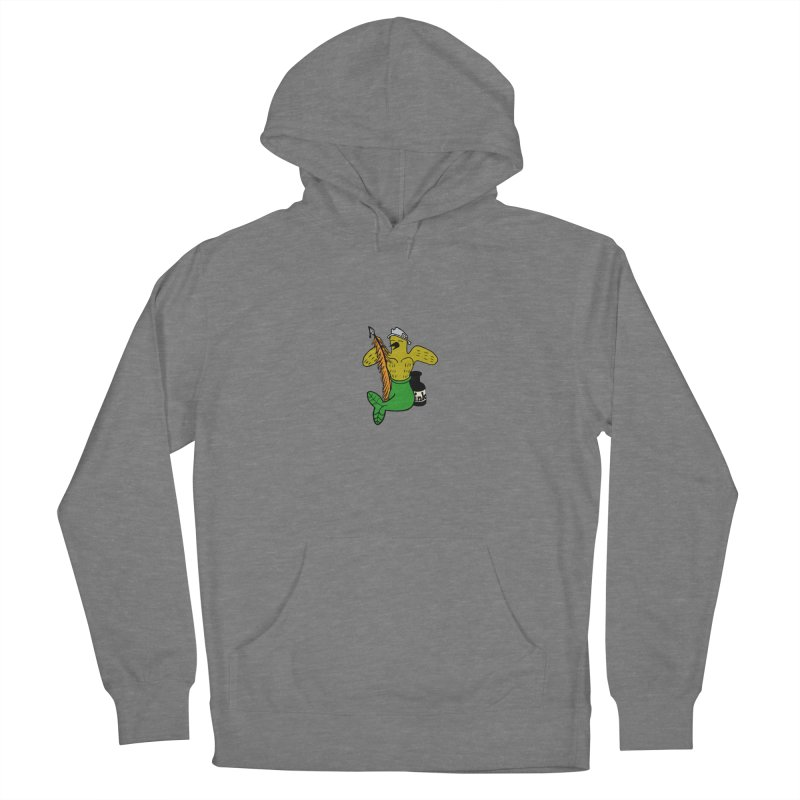MERCANARY™, the Sells-Word, in Full Colour Women's Pullover Hoody by Problematic Press