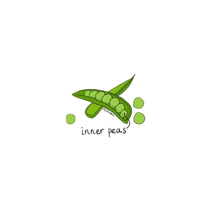 Inner Peas Women's T-Shirt by Produce Puns