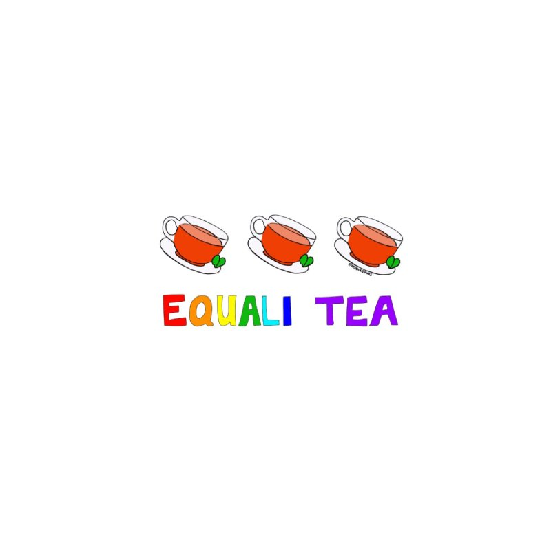 EqualiTEA Face Mask Accessories Face Mask by Produce Puns