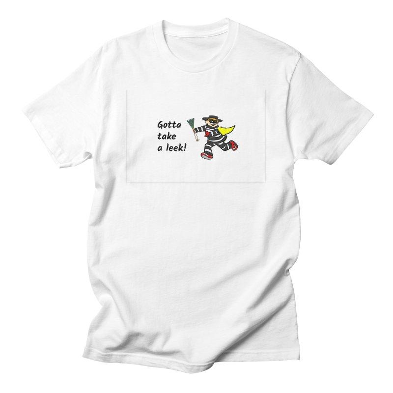Gotta Take a LEEK Men's T-Shirt by Produce Puns