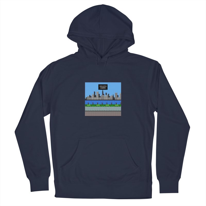 Isolated Gaming Men's Pullover Hoody by Producer original ideas on tees and accesories