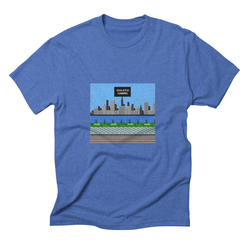 Isolated Gaming Men's T-Shirt by Producer original ideas on tees and accesories