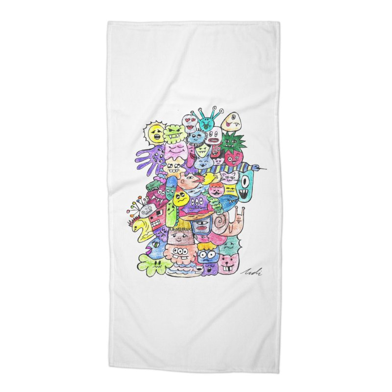 Urban tribe Accessories Beach Towel by Producer original ideas on tees and accesories