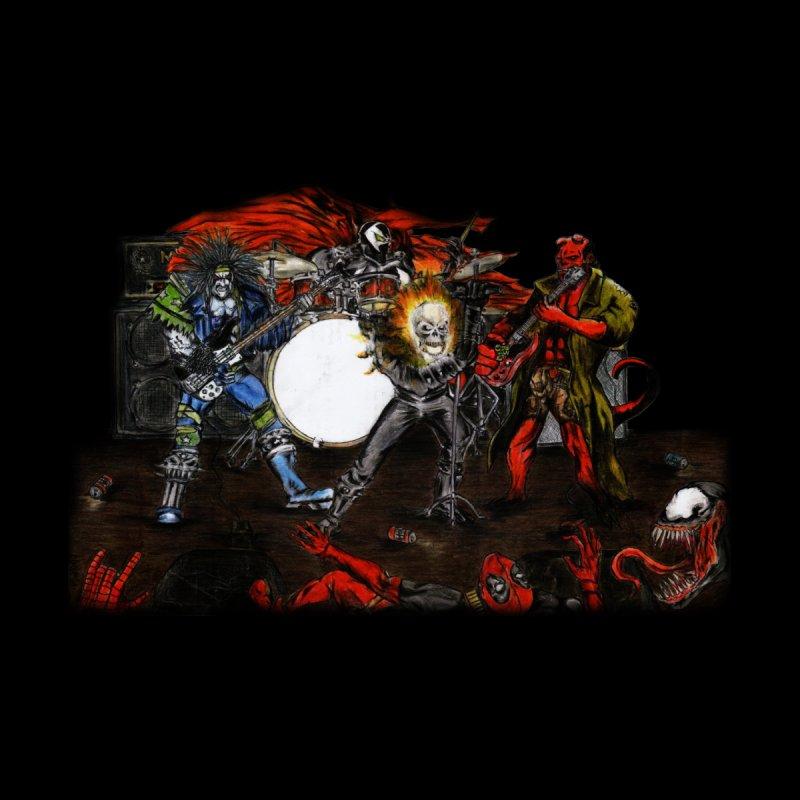 Antiheroe Gig by Producer Artist Shop