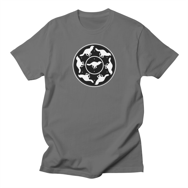 Wolves Men's T-Shirt by Producer original ideas on tees and accesories