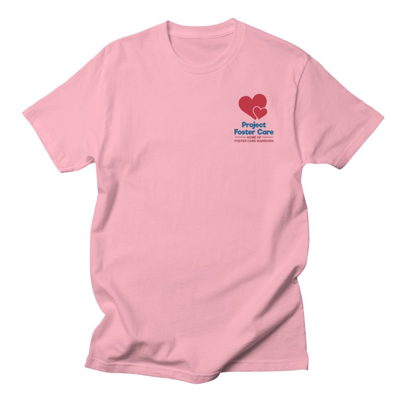 Logo Products Women's T-Shirt by Project Foster Care - Home of Foster Care Warriors