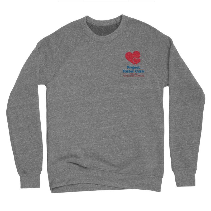 Logo Products Women's Sweatshirt by Project Foster Care - Home of Foster Care Warriors