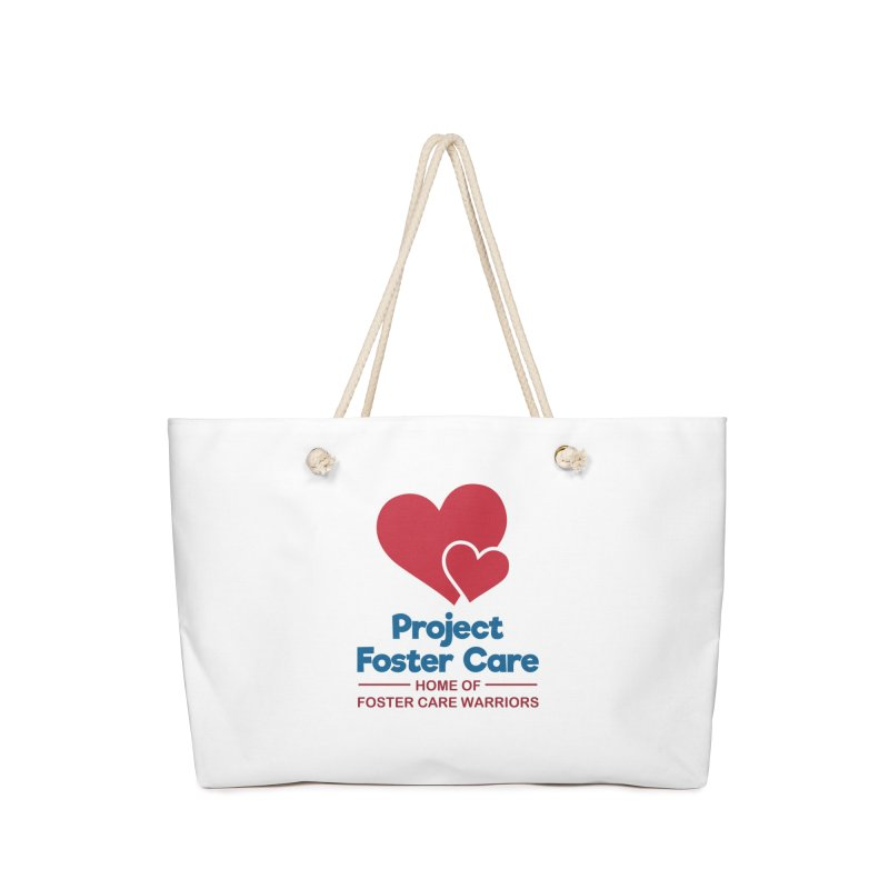 Logo Products Accessories Bag by Project Foster Care - Home of Foster Care Warriors