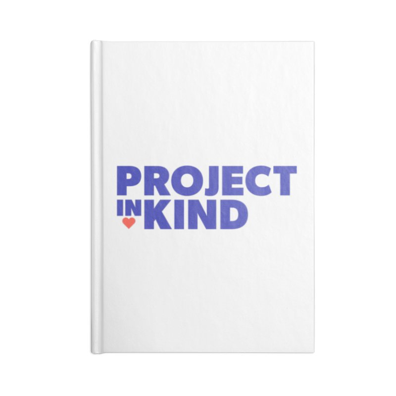 The Originals Series Accessories Notebook by projectinkind's Artist Shop