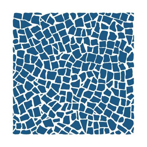 Design for British Mosaic Blue