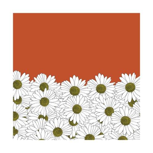 Design for Daisy Boarder Rust