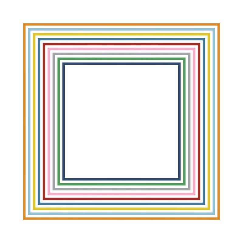 Rainbow Frame Accessories Mug by Emeline