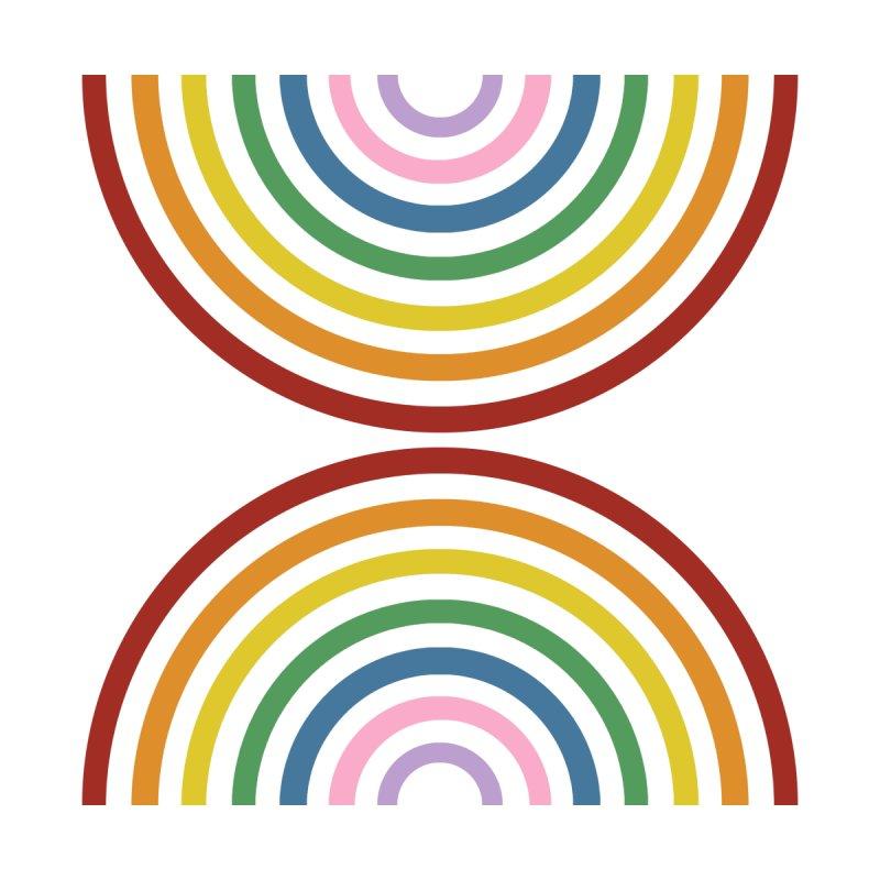 Rainbow Mirror Women's Tank by Emeline