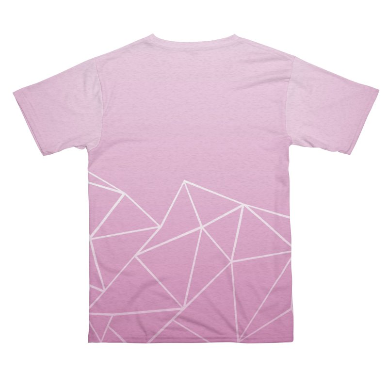 Ab Ombre Pink Women's Cut & Sew by Emeline