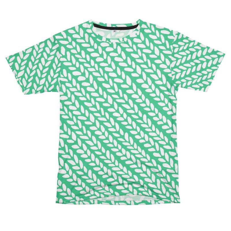 Knit Wave 45 Emerald Green Women's Cut & Sew by Emeline