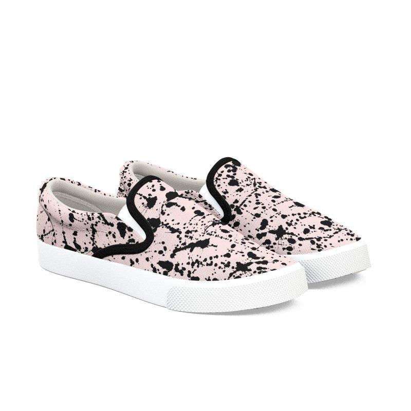 Splatter Blush Women's Shoes by Emeline