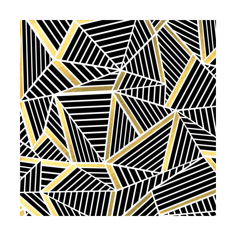 Ab Lines Gold by Project M's Artist Shop