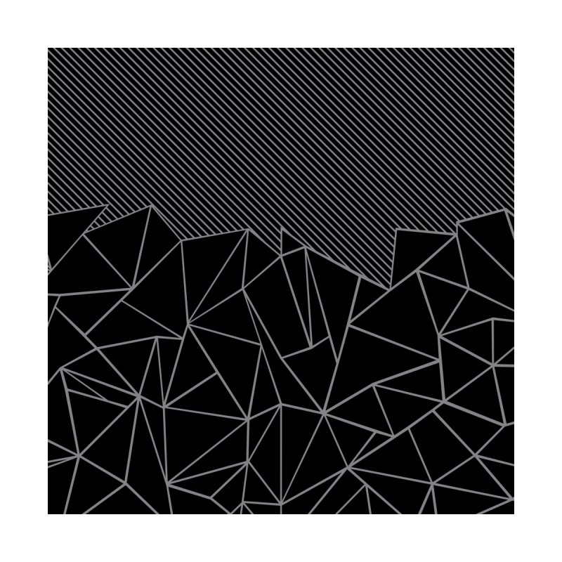 Ab Lines 45 Black by Project M's Artist Shop