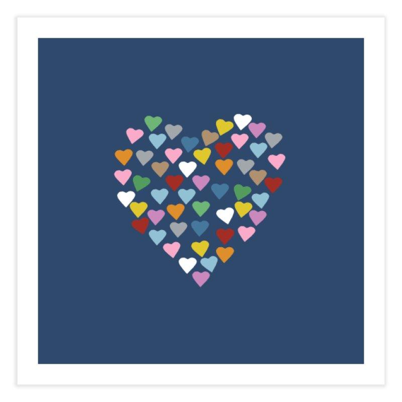 Hearts Heart in Fine Art Print by Project M's Artist Shop