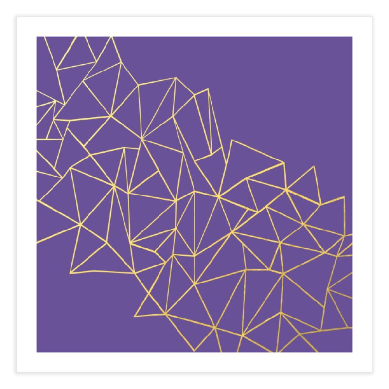 Violet Storm in Fine Art Print by Project M's Artist Shop