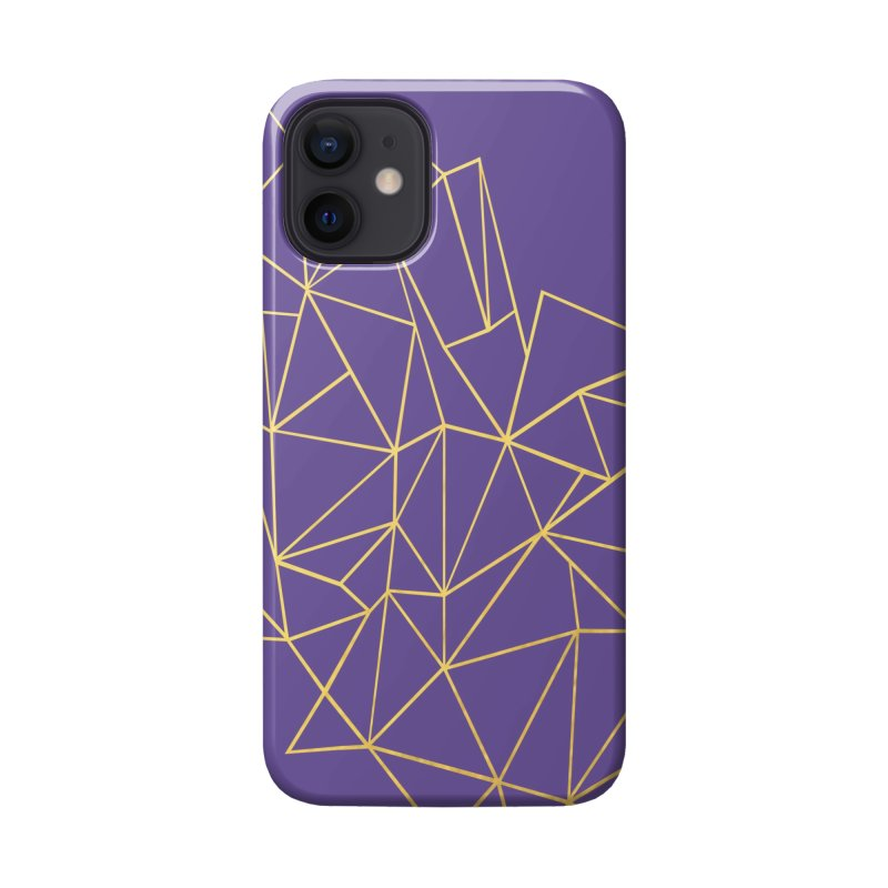Violet Storm Accessories Phone Case by Emeline