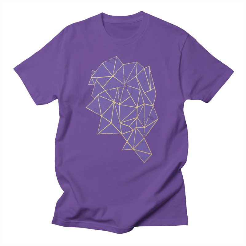 Violet Storm Men's Regular T-Shirt by Project M's Artist Shop