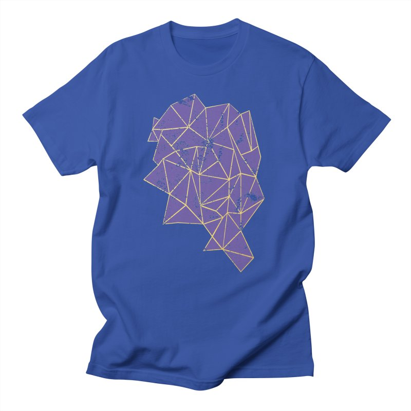Violet Storm Men's Regular T-Shirt by Project M's Artist Shop