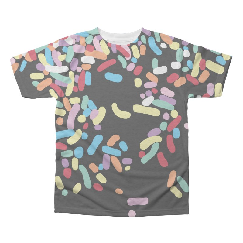 Sprinkles Men's Triblend All Over Print by Project M's Artist Shop