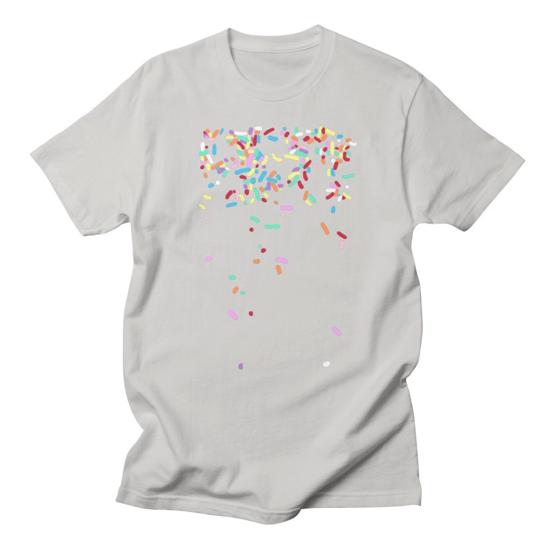 Sprinkles Men's Regular T-Shirt by Project M's Artist Shop