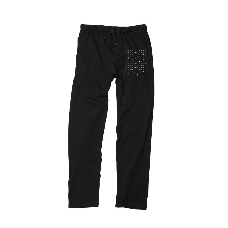 Pin Points CMYK Women's Lounge Pants by Project M's Artist Shop