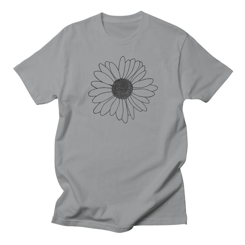 Daisy Mint Blocks Men's Regular T-Shirt by Project M's Artist Shop