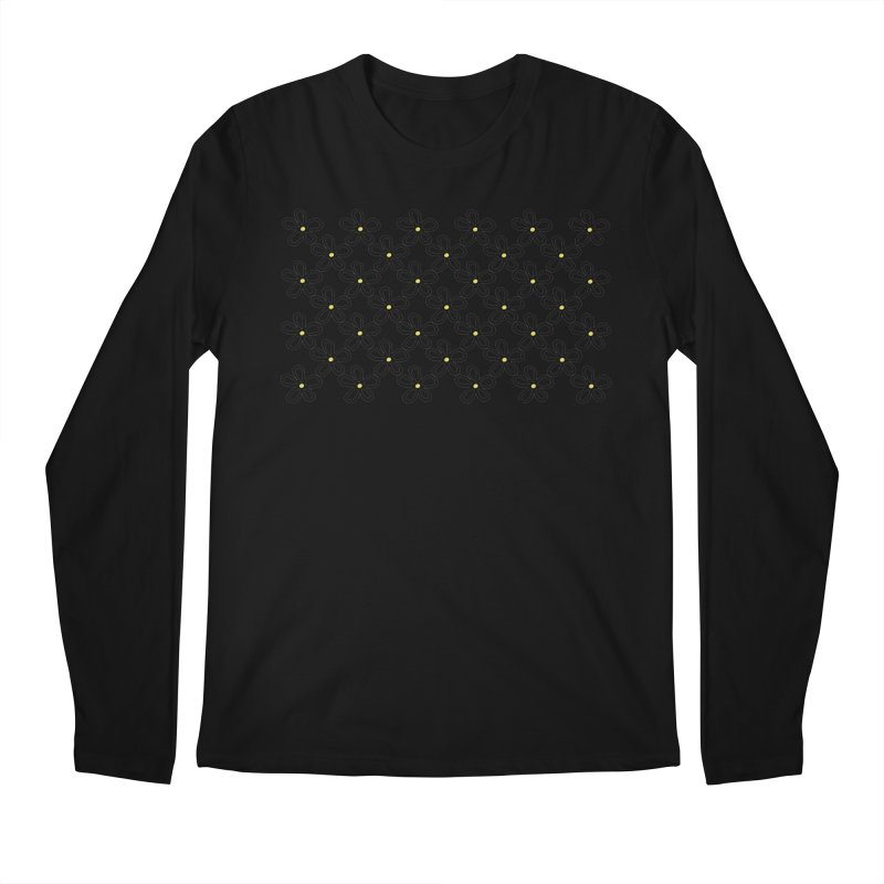 Daisy 45 Men's Regular Longsleeve T-Shirt by Project M's Artist Shop