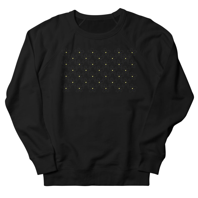 Daisy 45 Women's French Terry Sweatshirt by Project M's Artist Shop