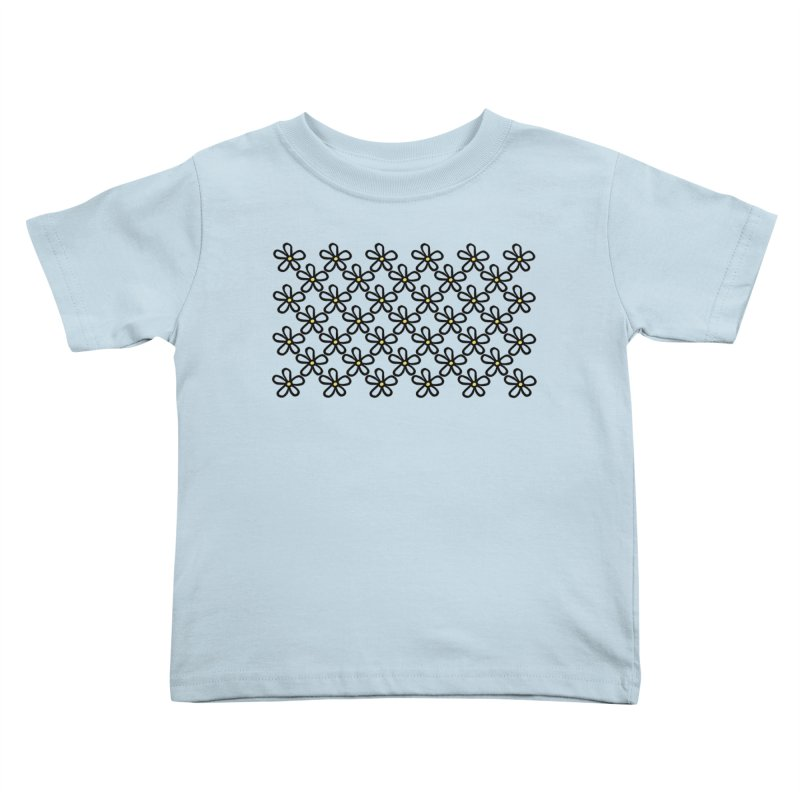 Daisy 45 Kids Toddler T-Shirt by Project M's Artist Shop