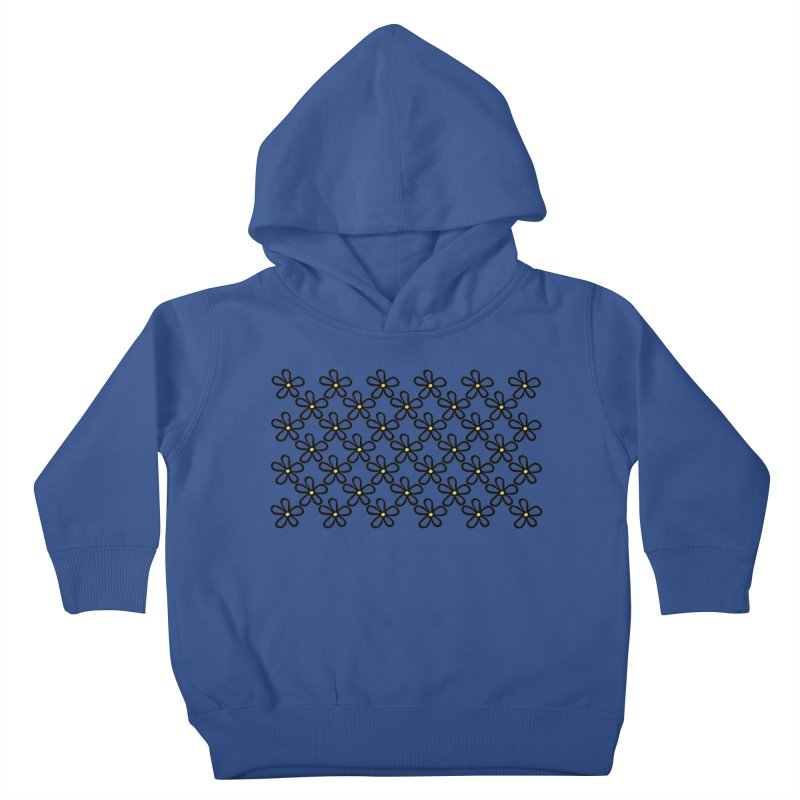 Daisy 45 Kids Toddler Pullover Hoody by Project M's Artist Shop
