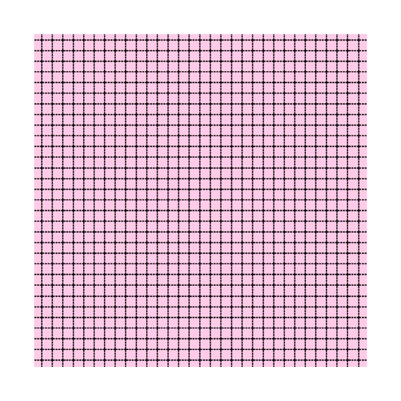 Dotted Grid Blush by Project M's Artist Shop