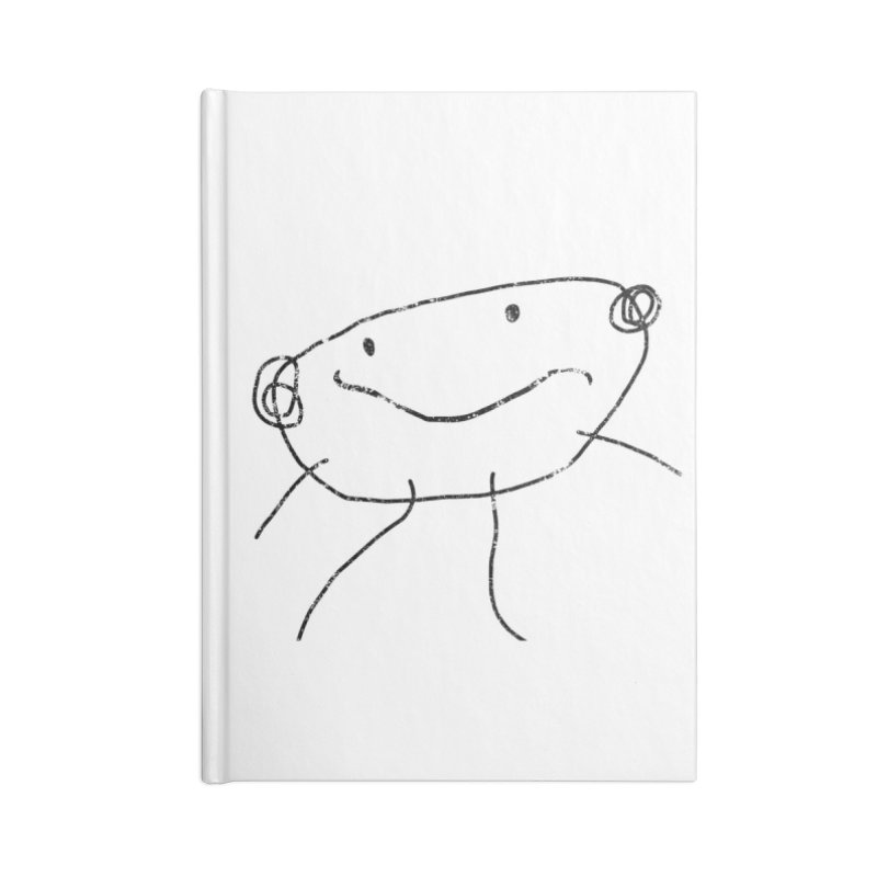 Smilie Man 2 Accessories Notebook by Project M's Artist Shop
