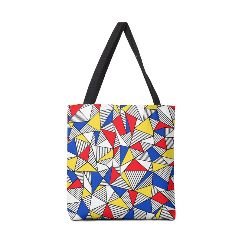 Ab Blocks Mond Accessories Bag by Project M's Artist Shop